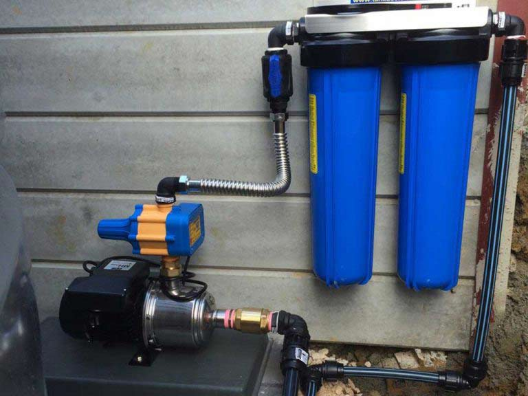HOME WATER FILTER